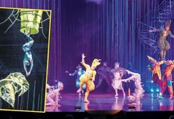 Cirque du Soleil 'Varekai' ile dönüyor