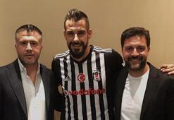 Beşiktaş, Negredoyu resmen açıkladı