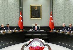Sixth cabinet meeting at Beştepe