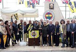 Atatürkün Fenerbahçeyi ziyaretinin yıldönümü kutlandı