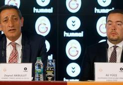 Galatasarayda basketbol ve voleybola yeni sponsor