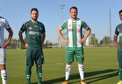 Atiker Konyasporda yeni sezon formaları tanıtıldı