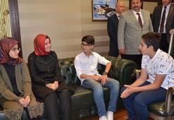 Aile ve Sosyal Politikalar Bakanı Kaya, Ağrıda