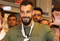 Alvaro Negredo İstanbulda