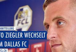 Reto Ziegler, Dallas FCye transfer oldu