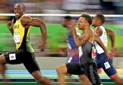 Tüm gözler Usaint Boltta