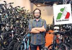 Dünya markaları 'Sundu Bisiklet'te