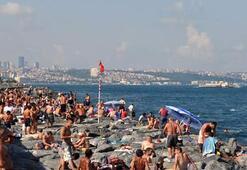 O tarihler için alarm verildi İstanbul'da hissedilen sıcaklık...