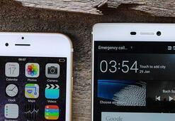 Huawei akıllı telefon satışlarında Applea oldukça yaklaştı