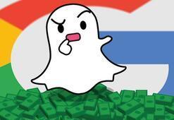Google, geçen sene Snapchati satın almak için rekor fiyat teklif etmiş