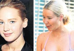 Jennifer Lawrence'a benzedi