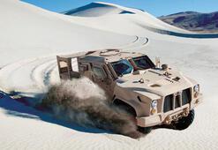 Satın alınabilecek 5 askeri araç