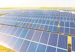 Türkiyenin en büyük güneş enerjisi santrali Konyada açıldı