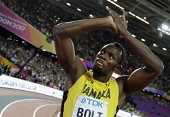 Usain Bolttan kötü veda