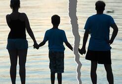 Boşanmış çiftin çocuğu daha kolay boşanıyor