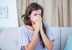 Baharla gelen alerjik rinite dikkat