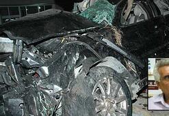 Siirtspor Başkanı kazada hayatını kaybetti