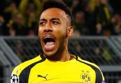 Pierre-Emerick Aubameyang: Borussia Dortmund'da kalıyorum
