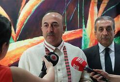Çavuşoğlu: Türkiye ASEANın sektörel diyalog ortağı oldu