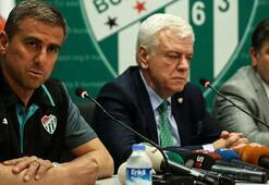 Hamza Hamzaoğlu 2 yıl daha Bursasporda