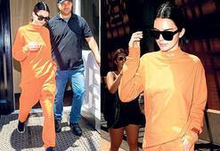 Kendall Jennerın ilginç stili