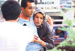 Eşini bıçakladı ve tutuklandı