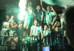Atiker Konyasporda tarihi sevinç