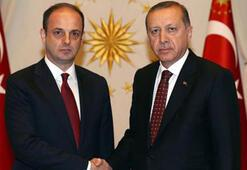 Staatspräsident Erdoğan traf sich mit Çetinkaya