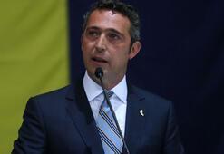 Fenerbahçe Spor Kulübü Başkan adayı Ali Y. Koç'tan  kongre üyeleri ve taraftarlara yeni yıl mesajı