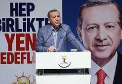 Erdoğan:Bizim Türkiye Cumhuriyeti devletinden başka devletimiz yok