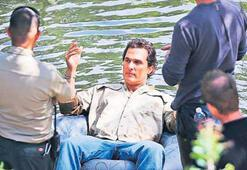 McConaughey gölde poz verdi