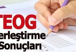 TEOG tercih sonuçları açıklandı - TEOG lise yerleştirme sonuçları sorgula
