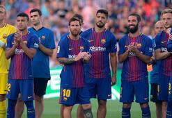 Anlamlı maçı Barcelona kazandı