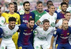 Barcelona 11 oyuncu değiştirdi, Arda süre alamadı