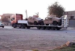 Son dakika: ABDden YPGye askeri yardım Tam 112 tır dolusu...