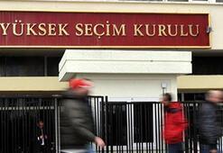 No snap parliamentary election in Turkey, YSK says