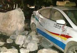 Çinde 7 büyüklüğünde deprem