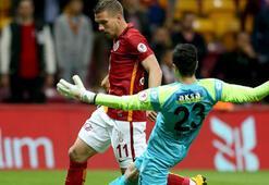 Galatasarayın iç sahada bileği bükülmüyor