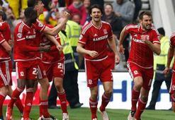 Middlesbrough 7 sezon sonra Premier Ligde