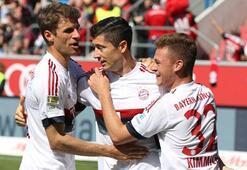 Bundesligada şampiyon Bayern Münih