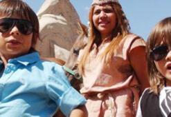 Türkiyenin Harry Potterı Kapadokyada motor dedi