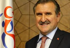 Spor Bakanı Osman Aşkın Bak: Elimizden ne geliyorsa yapacağız