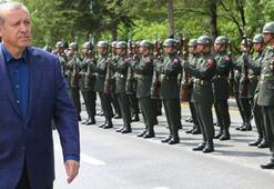 Turkish president shows his decisiveness in counter-terrorism