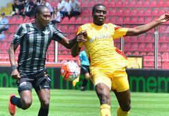 Akhisar Belediyespor-Kayserispor: 1-1