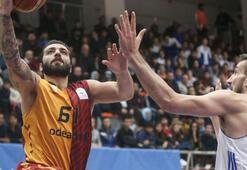İstanbul Büyükşehir Belediyespor-Galatasaray Odeabank: 74-67
