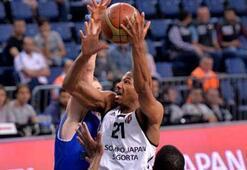 Beşiktaş SJ-Dİ Büyükçekmece: 98-94