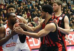 Muratbey Uşak-Eskişehir Basket: 68-81