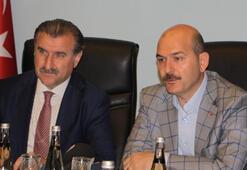 İçişleri Bakanı Soylu: Sporu ana mercekten çıkarmamalıyız