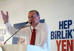 Erdoğan: AK Parti demek Türkiye demektir