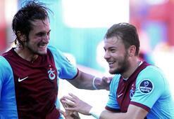 Trabzonsporda gençlik ateşi 13 isim kadroya girdi